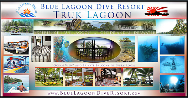 Dive  Services in Truk Lagoon