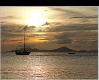 Truk Lagoon Hotel Options in Chuuk Micronesia.